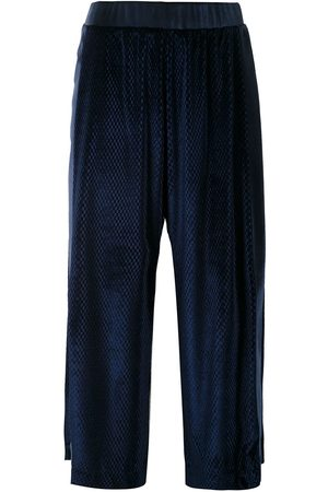 Olympiah Cirque velour culottes