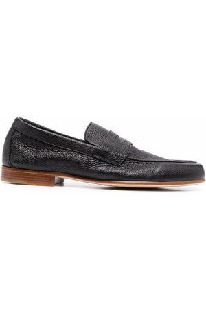 John Lobb Hendra leather loafers