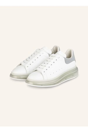 alexander mcqueen Damen Sneakers - Sneaker weiss