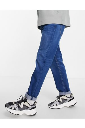 River Island Relaxed fit jeans in blue