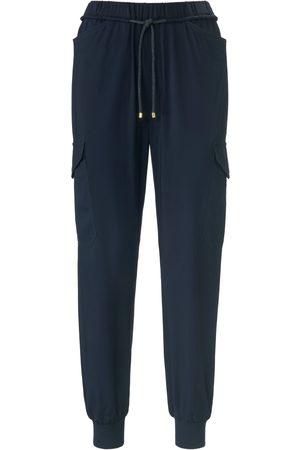 Looxent Damen Cargohosen - Knöchellange Cargo-Jogg-Pants