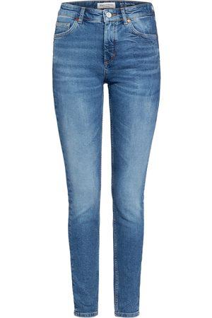 Marc O' Polo Skinny Jeans blau