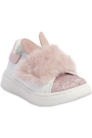 MONNALISA Ledersneakers