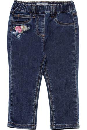 """MONNALISA Stretch-denim-jeans Von """"winnie The Pooh"""""""