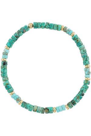 Nialaya Mixed bead bracelet
