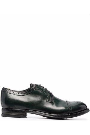 Officine creative Herren Halbschuhe - Balance leather derby shoes