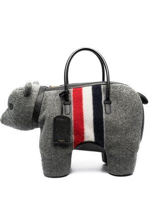 Thom Browne Herren Shopper - Dog-shaped tote bag