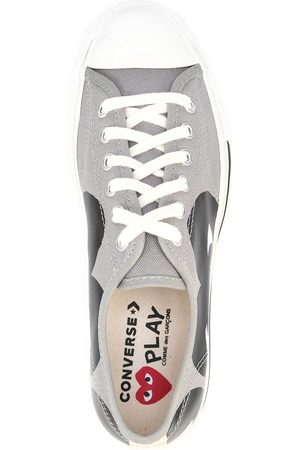 COMME DES GARÇONS PLAY X CONVERSE Sneakers - Jack Purcell low-top sneakers