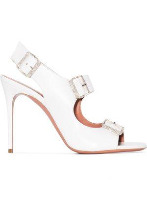 Amina Muaddi Damen Sandalen - Marni 95mm high heel sandals