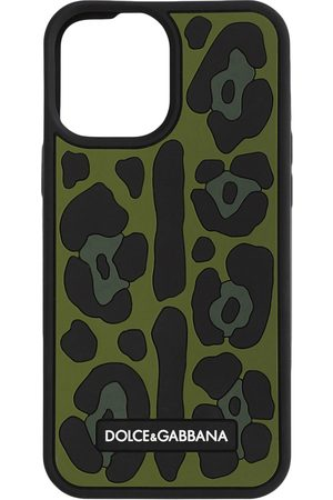 Dolce & Gabbana Herren Handy - Leopard-print iPhone 12 Pro max case