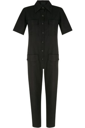 Andrea Bogosian Damen Jumpsuits - Short sleeves Vyna jumpsuit