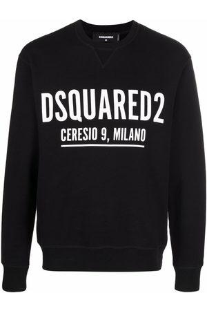 Dsquared2 Herren Sweatshirts - Logo-print sweatshirt