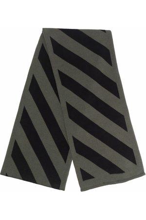 Off-White Kids Jungen Schals - Arrows motif scarf