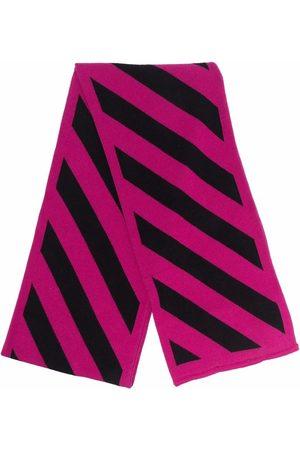 OFF-WHITE Mädchen Schals - Diag-print Arrows scarf