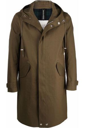 MACKINTOSH Herren Regenjacken - GRANISH hooded coat