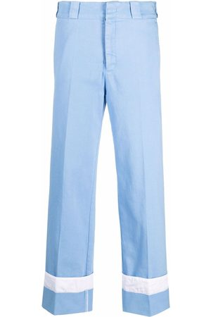 Nº21 Damen Hosen & Jeans - Turn-up hem denim trousers