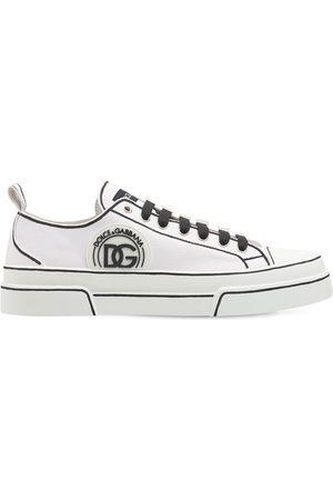 """DOLCE & GABBANA Sneakers Aus Canvas """"portofino"""""""