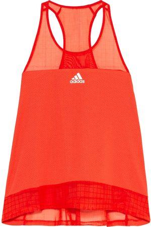 Adidas Damen Tops - Tanktop Training Heat.Rdy Mit Mesh-Einsätzen