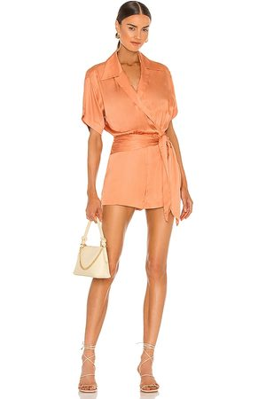 Song of Style Hannah Romper in - . Size L (also in XXS, XS, S, M).