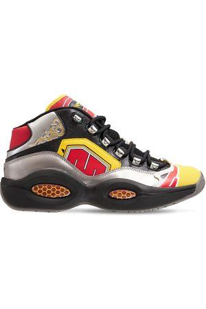 """Reebok Herren Sneakers - Sneakers """"question Mid X Power Rangers"""""""