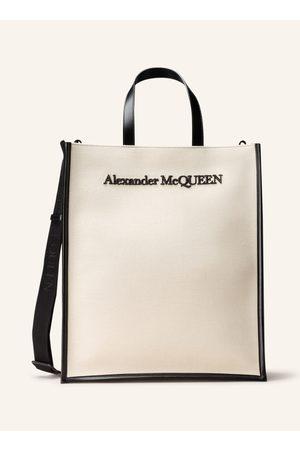 alexander mcqueen Shopper - Shopper beige
