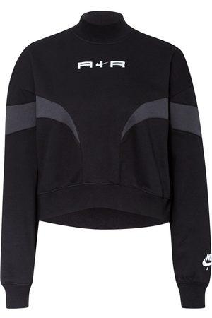 Nike Oversized Cropped-Sweatshirt Air