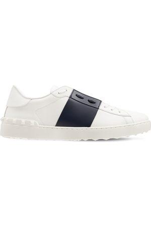 "VALENTINO GARAVANI Sneakers Aus Leder Mit Farbblock ""open"""