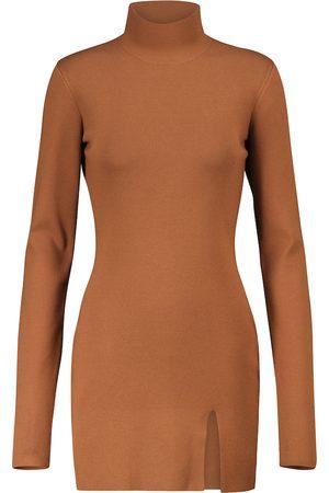 Zeynep Arcay Damen Strickkleider - Minikleid aus Strick