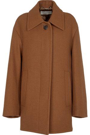 DRIES VAN NOTEN Damen Jacken - Jacke aus einem Wollgemisch