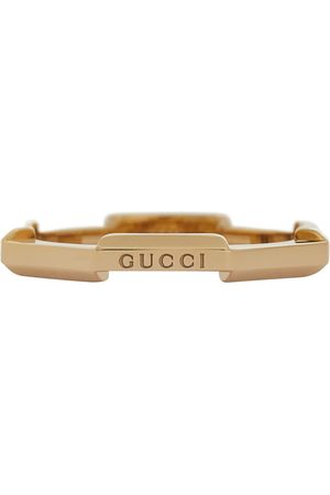 Gucci Ring Link to Love aus 18kt Gelbgold
