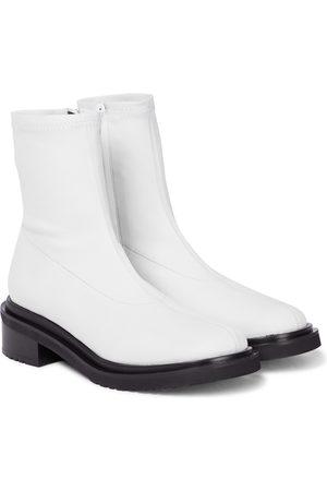 By Far Damen Stiefeletten - Ankle Boots Kah aus Leder