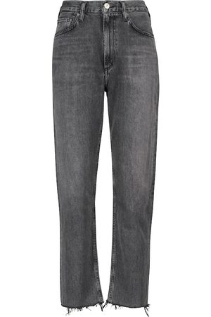 Citizens of Humanity High-Rise Slim Jeans Daphne
