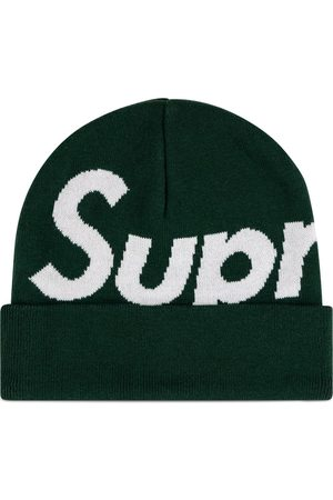 Supreme Hüte - Big logo beanie