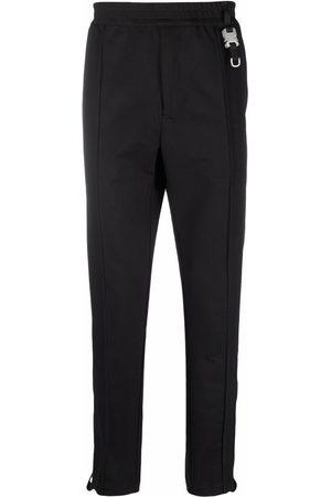 1017 ALYX 9SM Buckle-detailed skinny track pants