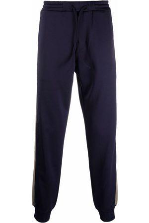 LANVIN Herren Jogginghosen - Stripe-embellished track pants