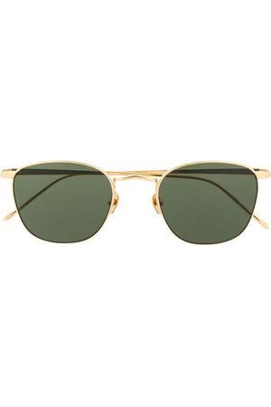 Linda Farrow Simon round-frame sunglasses