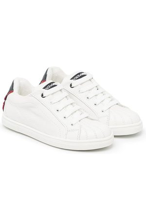 Dolce & Gabbana Low-top lace-up trainers