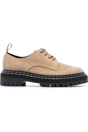 Proenza Schouler Damen Halbschuhe - Chunky-sole Derby shoes