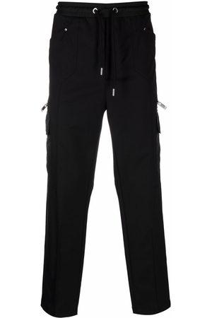 Les Hommes Multi-pocket track pants