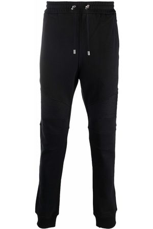 Balmain Herren Jogginghosen - B logo track pants