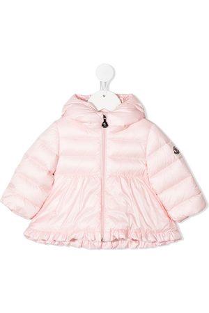 Moncler Enfant Flared puffer coat