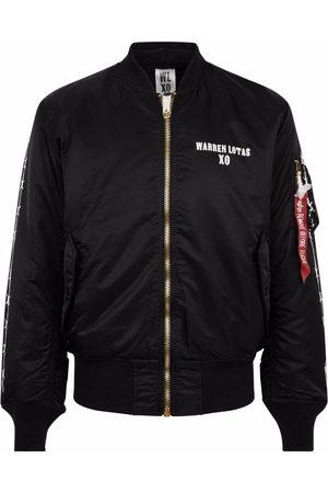 The Weeknd Sommerjacken - X Warren Lotas XO bomber jacket