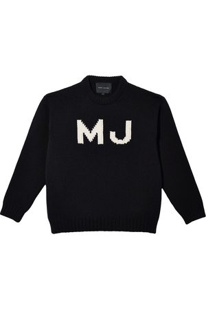 Marc Jacobs Logo embroidered jumper