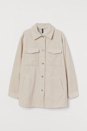 H&M Oversized-Blusenjacke