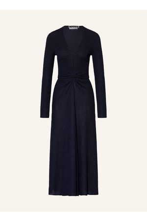 ROTATE Damen Freizeitkleider - Kleid Sierra blau