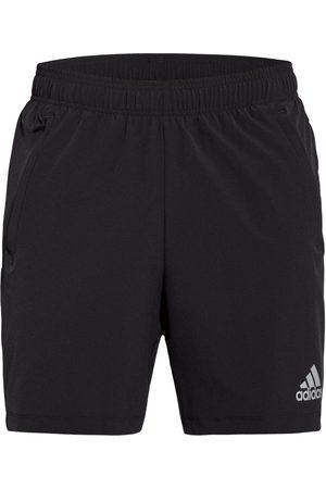 adidas Herren Shorts - Trainingsshorts Mit Mesh-Einsatz