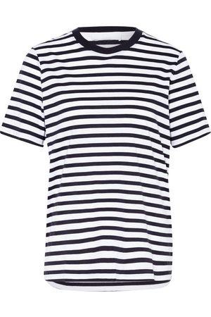 HUGO BOSS Damen Shirts - T-Shirt Ecosa blau