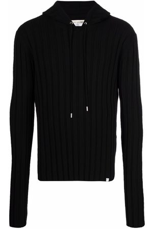 1017 ALYX 9SM Sweatshirts - Ribbed-knit hoodie