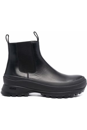Jil Sander Herren Chelsea Boots - Chunky-sole Chelsea boots