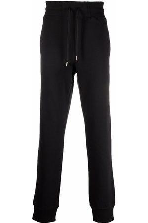 VERSACE Herren Jogginghosen - Rib-trimmed cotton track pants